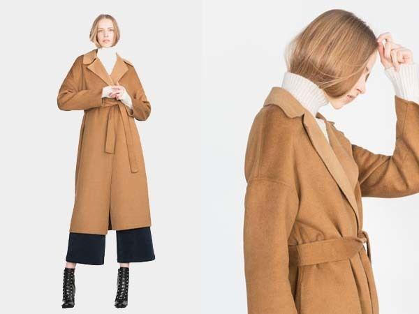 Abrigos de mujer moda 2016