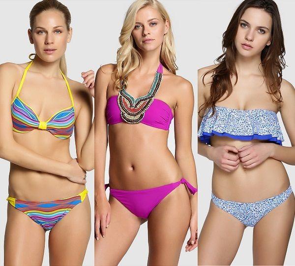 Ba adores bikinis y moda de ba o para mujer 2015 demujer for Bikinis el corte ingles