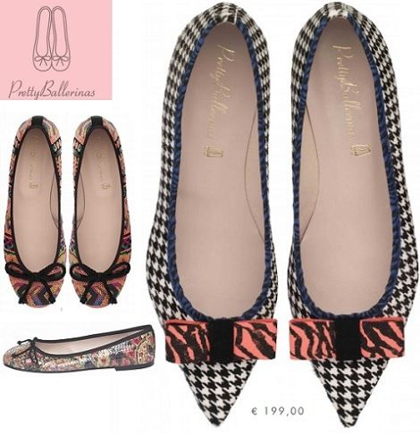Pretty Ballerinas Online: Catálogo Bailarinas Y Zapatos FW ...
