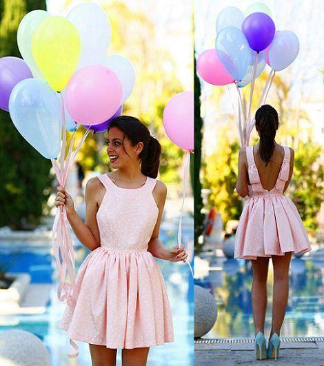 Vestidos cortos para boda en otono