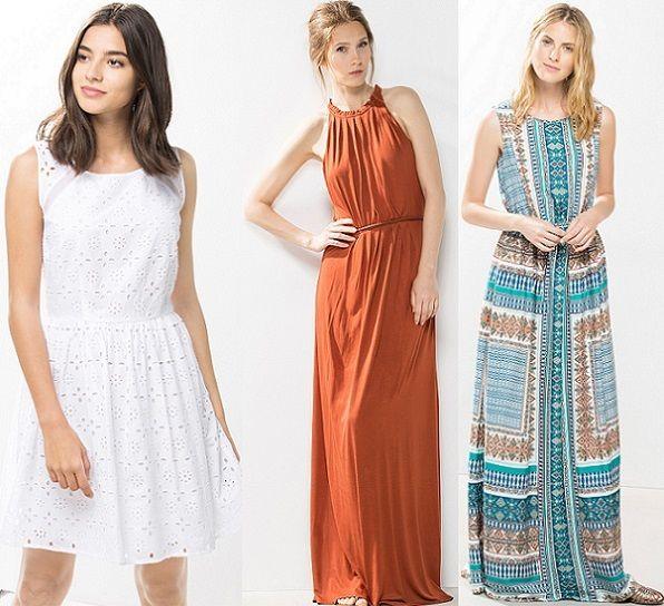 Vestidos cortos para boda primavera 2015