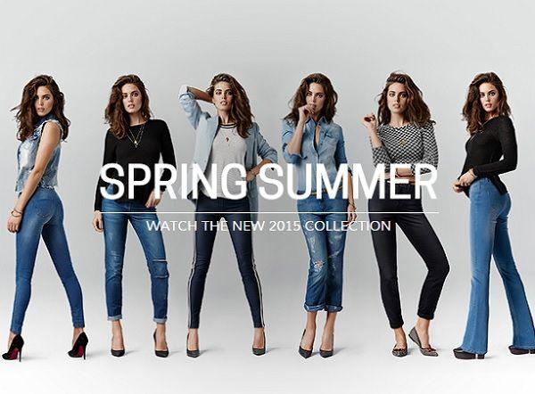 Leggins Calzedonia y medias catálogo primavera verano 2015