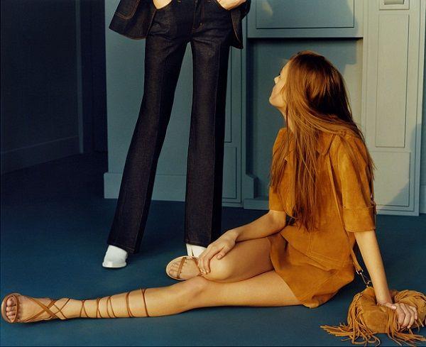 Catálogo de Zara Primavera/Verano 2015 mujer