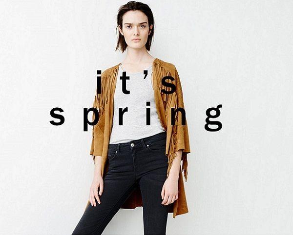 Zara moda mujer colecci n oto o invierno 2015 2016 - Catalogo de zara primavera verano 2015 ...