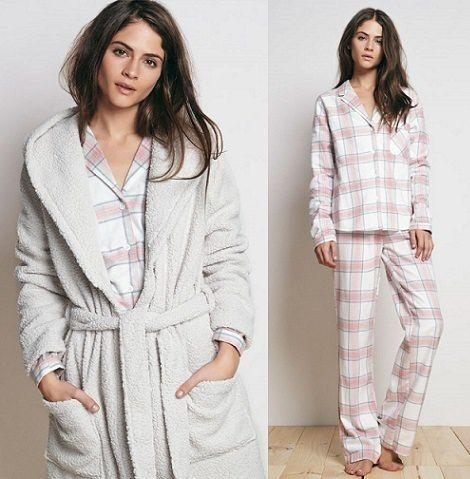 c62bb2b9e3 Pijamas y ropa de Oysho para un invierno calentito .