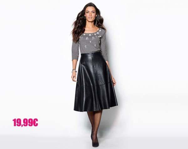 ea518db9a faldas mujer venca