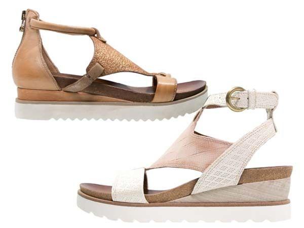 1d91fe1515b Zapatos-botines y sandalias de moda Otoño-Invierno 2015 2016 ...