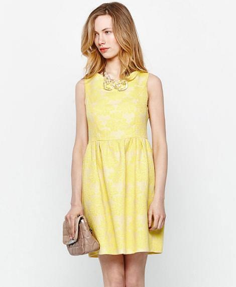 Coleccion vestidos de fiesta adolfo dominguez 2014