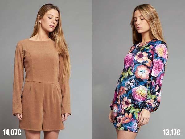 4ad535872e3 El Armario de la Tele vestidos y colección Otoño Invierno 2015 ...