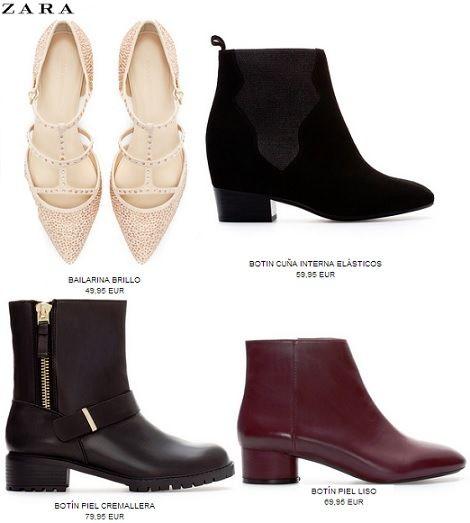 f8d60854c MujerSandalias Otoñoinvierno Zara Zapatos Botines Y 2015 4jARL35q
