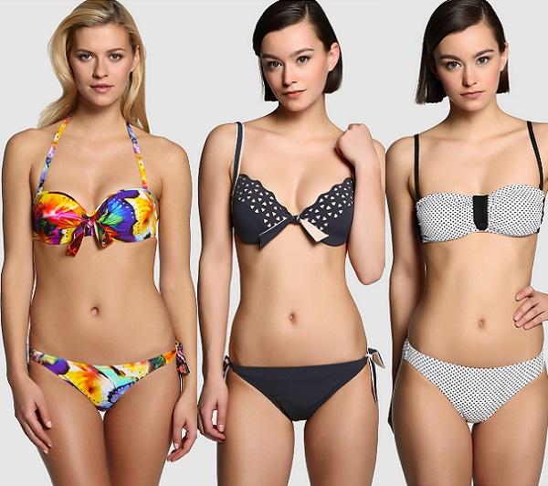 Bikinis y ba adores el corte ingl s primavera verano 2015 - Bikinis el corte ingles enfasis ...