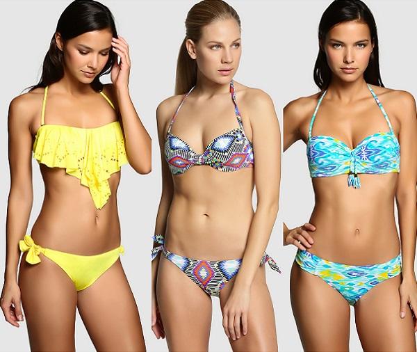 Bikinis Y Ba Adores El Corte Ingl S Primavera Verano 2015
