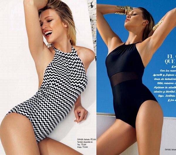 Catalogo de bikinis el corte ingl s summertime verano 2015 - Estores enrollables el corte ingles ...