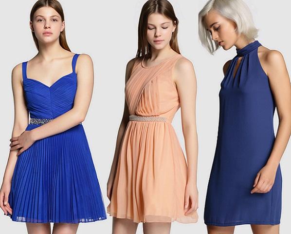 Vestidos de fiesta corte ingles formula joven 2016
