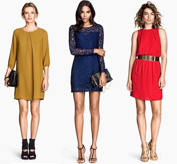 imágenes oficiales zapatos clasicos mejores zapatillas de deporte 15 vestidos de H&M para bodas, bautizos y comuniones 2015 ...