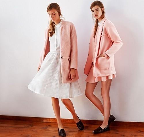 Lefties moda de mujer Urban otoño invierno 2014/2015