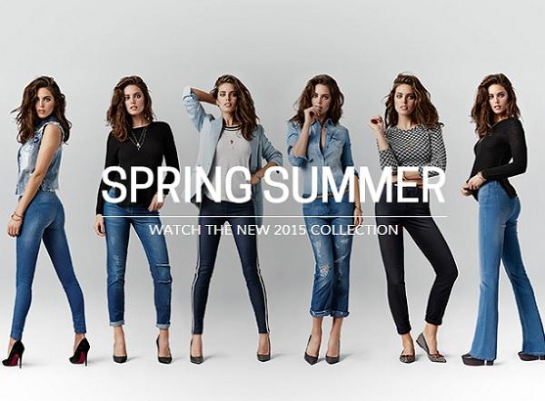 leggins calzedonia y medias cat logo primavera verano 2015