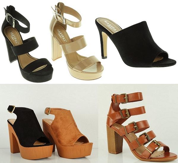 9b067156d61 Nueva colección de calzados Marypaz primavera verano 2015 | demujer moda