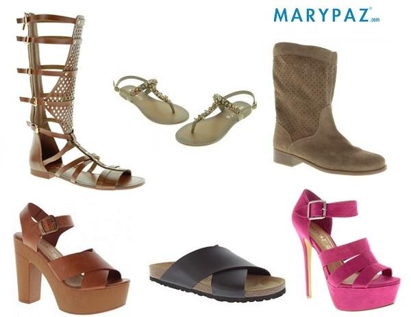 0d8989a096add ¡Sé que estabas deseando ver la nueva colección de zapatos y sandalias de  Marypaz para este verano tanto como yo! Pues prepárate porque vienen  cargados con ...