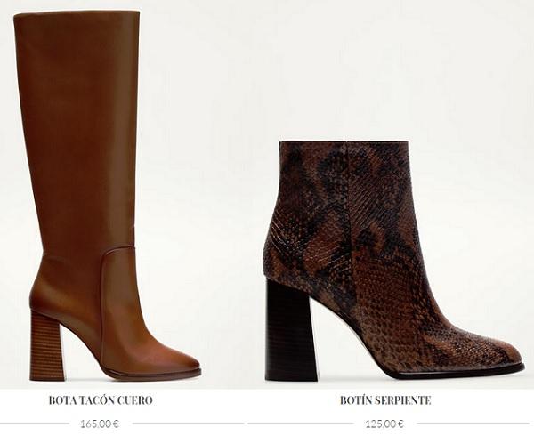 2015 Dutti Invierno Massimo Zapatos Moda Mujer 2016Demujer Otoño l1cKJTF