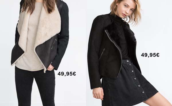 b9b7cea5174b5 Chaquetas de Zara para esta temporada otoño invierno