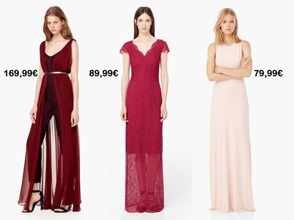 venta outlet elige el más nuevo grandes variedades Mango vestidos de fiesta avance otoño 2015 | demujer moda
