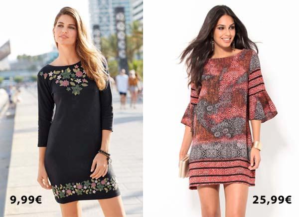 a133f444e2d novedades-vestidos-otono-invierno-venca Ya tenemos nuevo catálogo de la  tienda de moda online ...