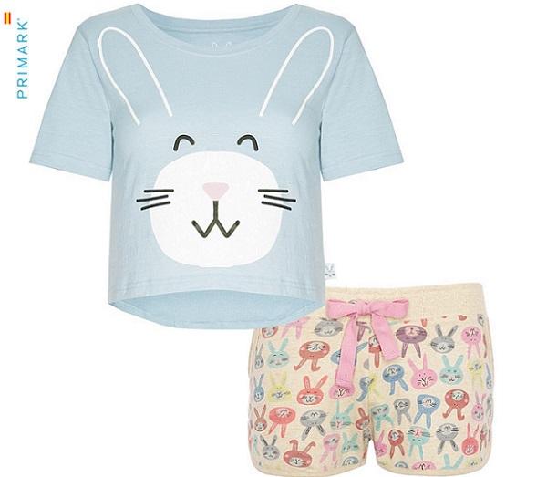 808e6f24cc Pijamas Primark para mujer catálogo primavera verano 2015