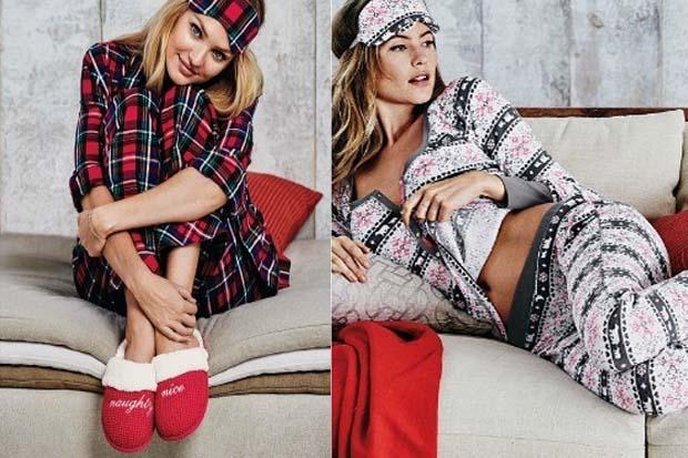 pijamas-victorias-secret-coleccion-navidad