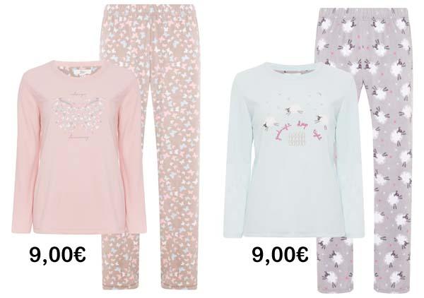 1ab2844ad4 Pijamas Primark para mujer catálogo otoño invierno 2015 2016 ...