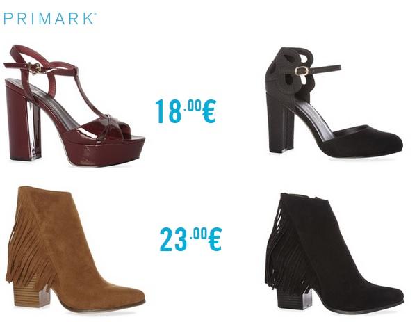 788e44df Zapatos Primark catálogo otoño invierno 2015 2016 | demujer moda