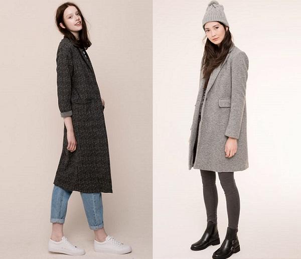 2209ea8694feb abrigos grises mujer 2016