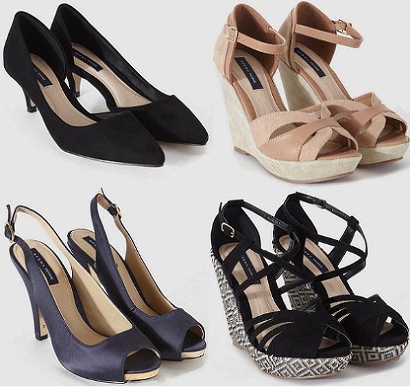 2fec17e8 Sfera: zapatos y sandalias de mujer primavera verano 2015 | demujer moda