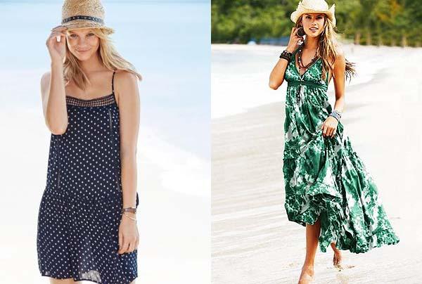 tendencias de vestidos para el verano