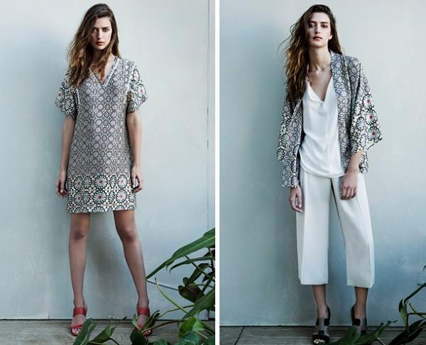 Moda vestido primavera 2015
