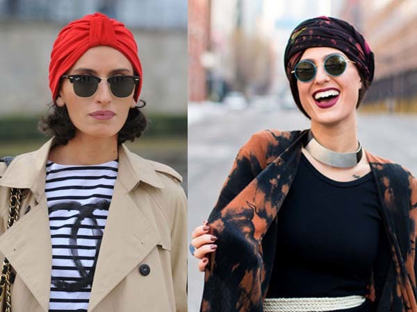 turbantes de mujer