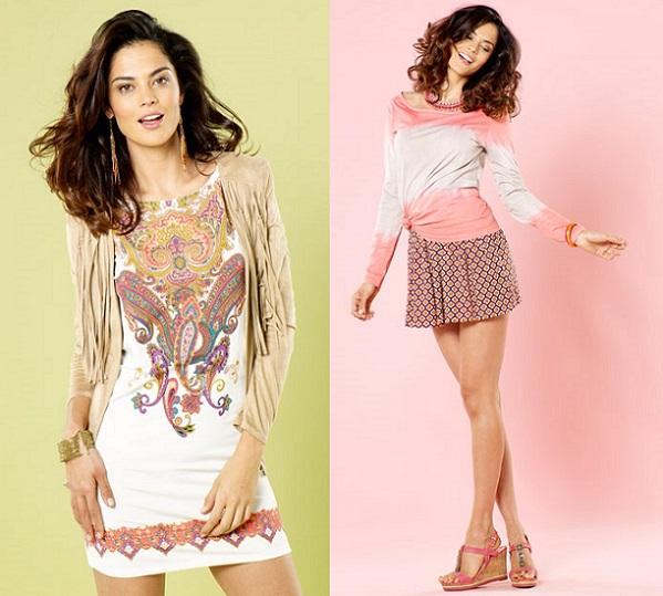 Cat logo online primavera verano 2015 demujer moda - Venca catalogo hogar ...