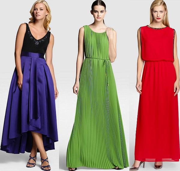 Vestidos de fiesta baratos corte ingles 2013