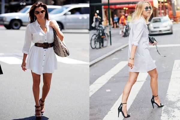 vestidos-camiseros-para-el-verano