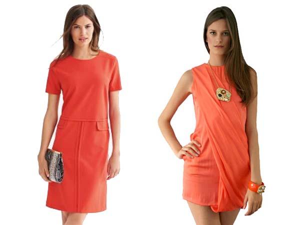 vestidos-de-moda-color-naranja