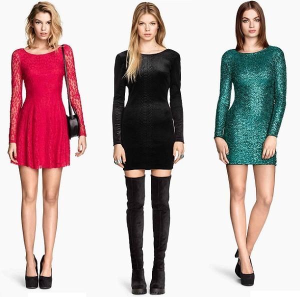 Vestidos para nochevieja 2014 online baratos
