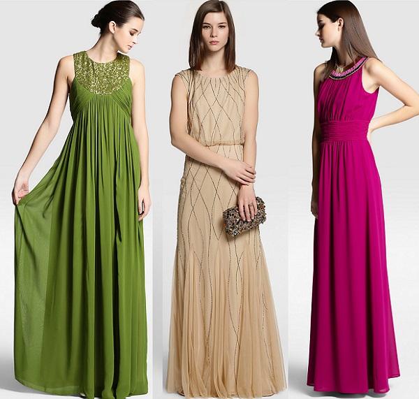 Vestidos de fiesta el corte ingles 2015 mujer