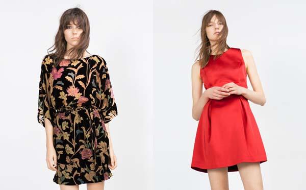 f00eeb60b Vestidos de Zara para Navidad