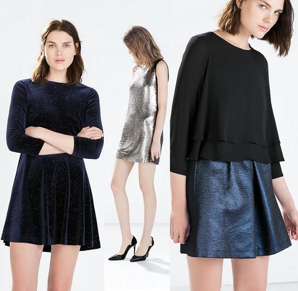 Zara vestidos de fiesta para Nochevieja y Navidad 14 15  4e29e05bce36