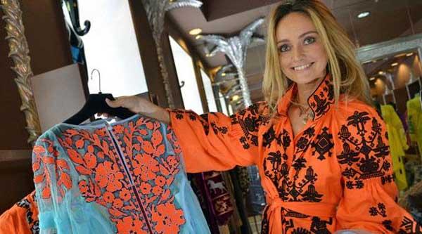 vyshyvanka la camisa ucraniana