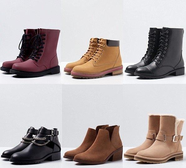 4d8fc7d3152e8 Los mejores zapatos de Bershka colección Otoño-invierno 14 15 ...