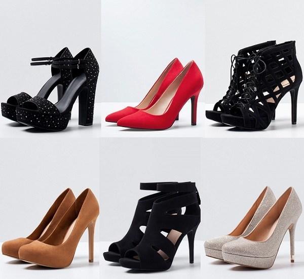 Los mejores zapatos de Bershka colección Otoño-invierno 14 15 ... 9600cf314d56