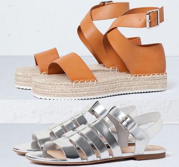 73287704 Ya está aquí la nueva colección de sandalias, botines y zapatos de Bershka  para este verano. La nueva colección de Bershka online se está llevando muy  ...