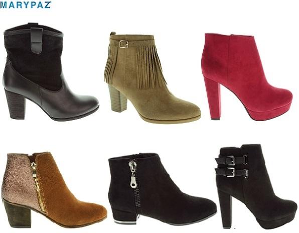 d64a70b97ec0d Zapatos Marypaz otoño invierno 2015-2016  tacones