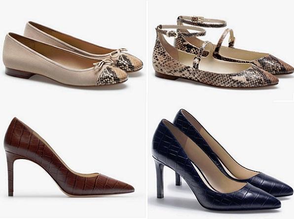 6a4ad774ba842 Massimo Dutti zapatos de mujer primavera verano 2015